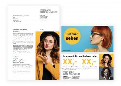 FREIFORM Marketing   Brief + DIN lang Karte 3-Jahres-Brief mit persönlichen Preisvorteilen