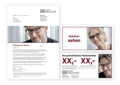 FREIFORM Marketing | Brief + DIN lang Karte 3-Jahres-Brief mit persönlichen Preisvorteilen