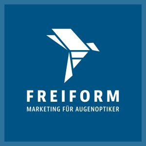 FREIFORM Marketing | Logo-Blau