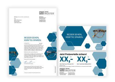 Freiform Mailing, 3 Jahres Brief, Werbung und Marketing